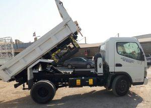 tipper truck dubai